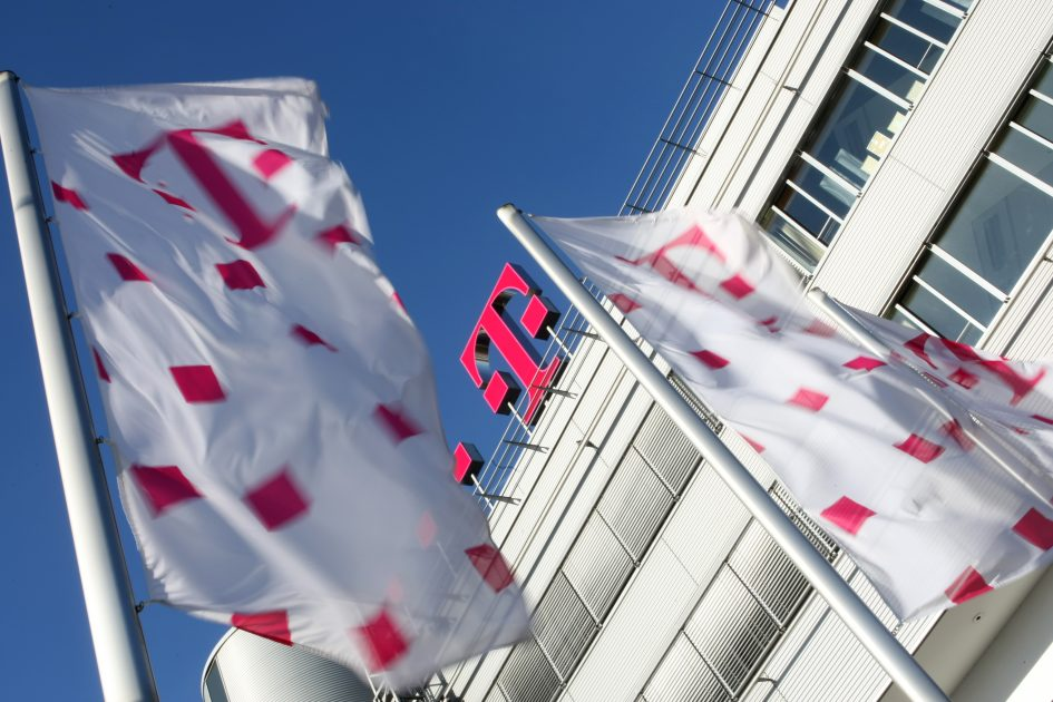 Start von Telekom Security