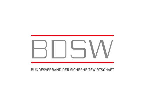 Logo - Bundesverband der Sicherheitswirtschaft