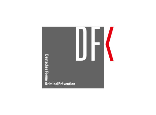 Logo - DFK Stiftung Deutsches Forum fuer Kriminalpraevention