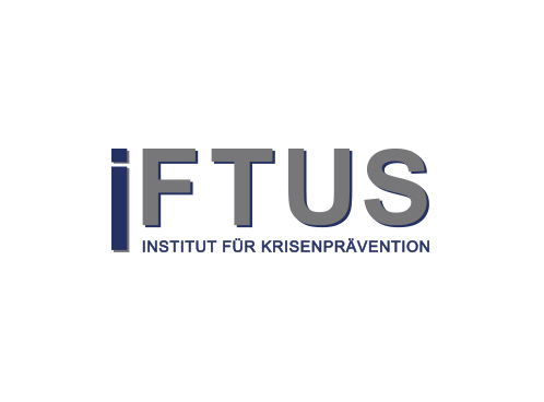 Logo - IFTUS Institut fuer Krisenpraevention